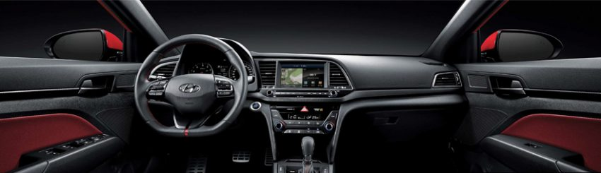 Hyundai Elantra Sport launched – 1.6 T-GDi, 204 hp Image #486270
