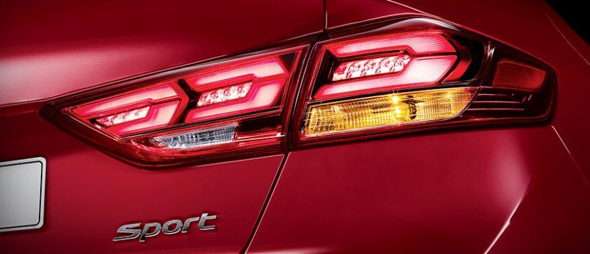 Hyundai Elantra Sport launched – 1.6 T-GDi, 204 hp Image #486263