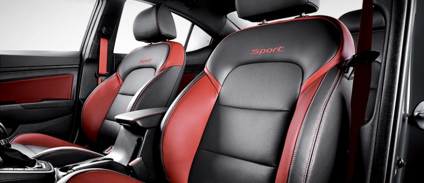 Hyundai Elantra Sport launched – 1.6 T-GDi, 204 hp Image #486267