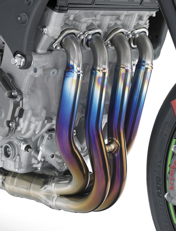 2016 Kawasaki Zx 10r Race Kit Parts Catalogue Issued Paul Tan