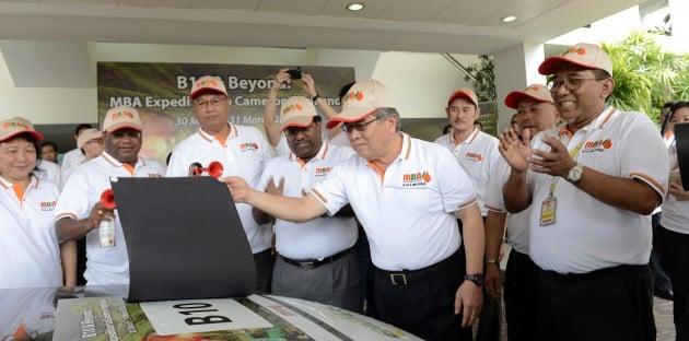 2016 Malaysian Bio-diesel Camerons drive - 1