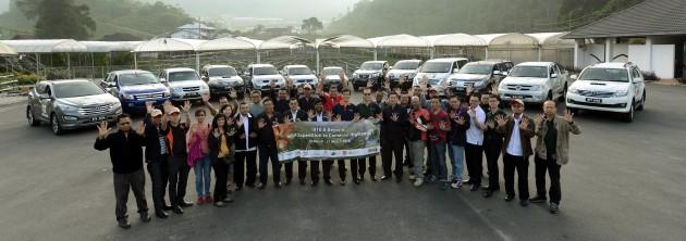 2016 Malaysian Bio-diesel Camerons drive - 3