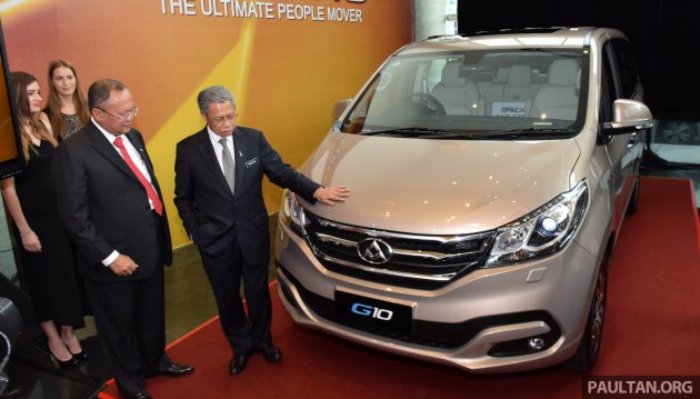7a9b088b36 2016 Maxus G10 1. Weststar Malaysia has officially launched ...