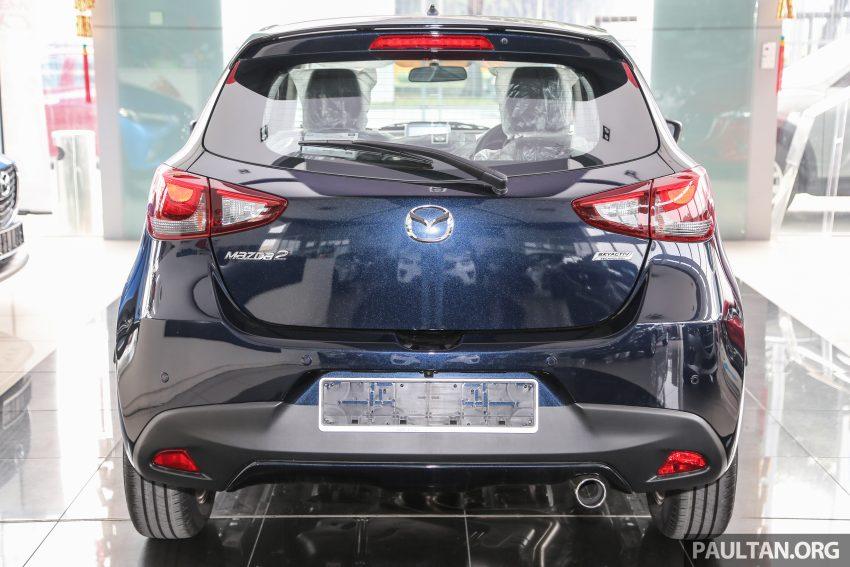 GALERI: Mazda 2 dan Mazda CX-3 2016 dengan pilihan warna tambahan baharu, tiada penambahan harga Image #485715