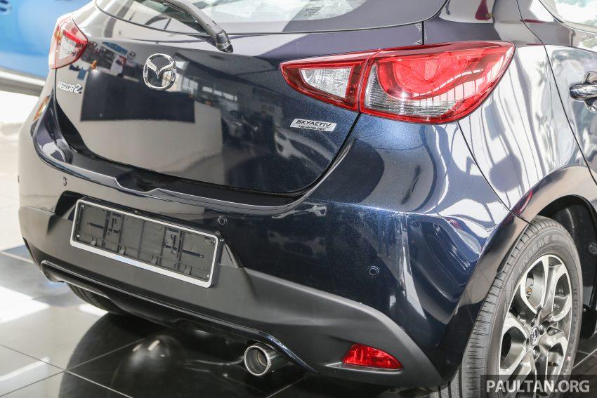 GALERI: Mazda 2 dan Mazda CX-3 2016 dengan pilihan warna tambahan baharu, tiada penambahan harga Image #485713