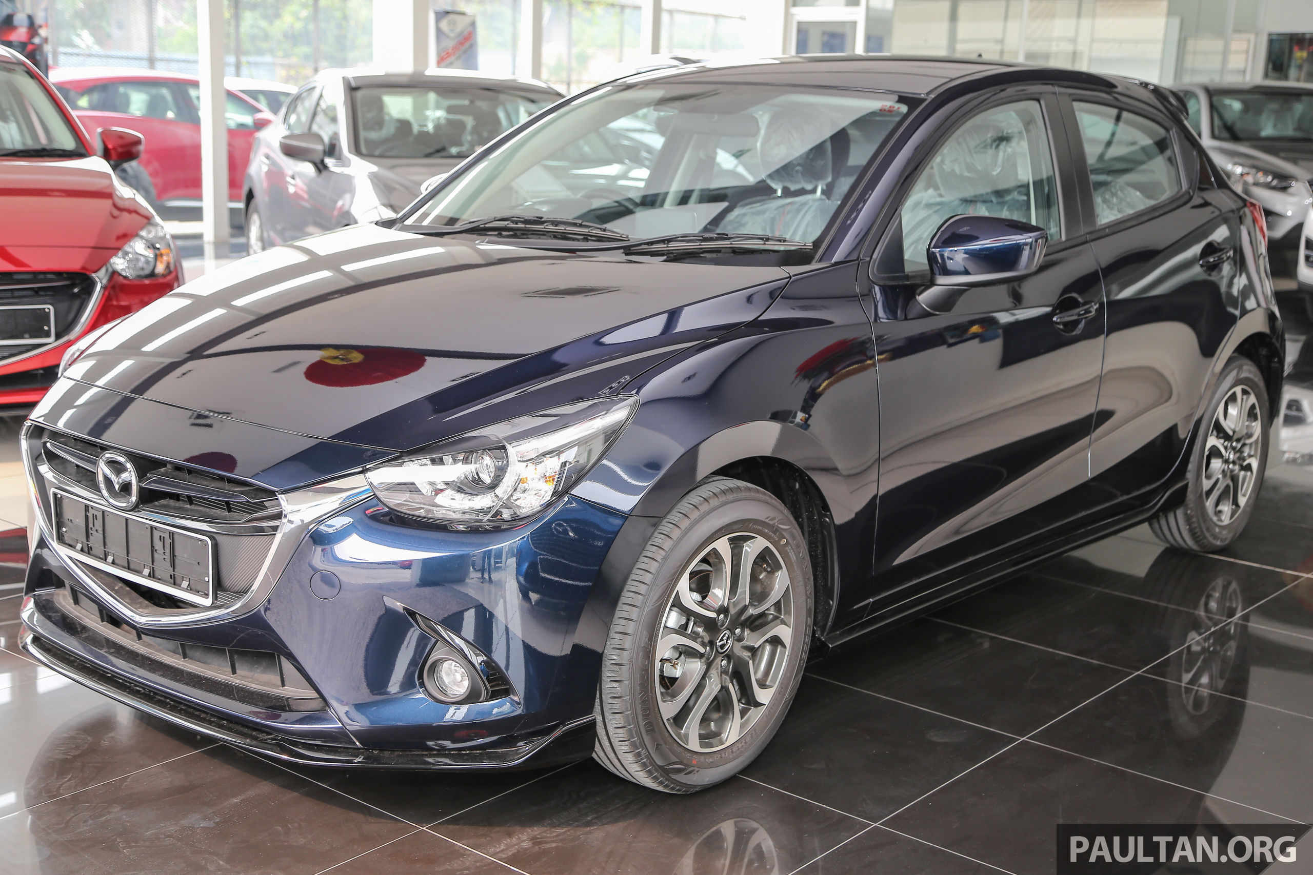 Gallery 2016 Mazda 2 And Cx 3 In More Colours Paul Tan