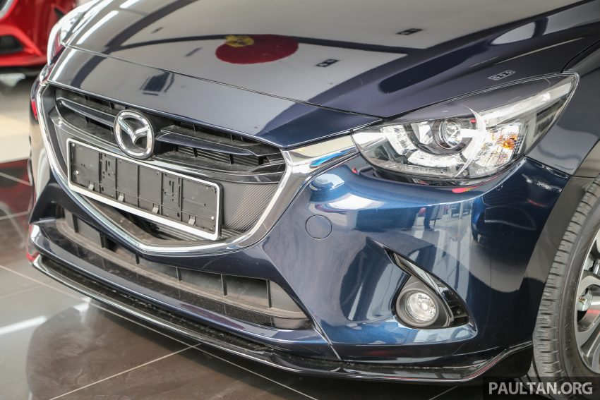 GALERI: Mazda 2 dan Mazda CX-3 2016 dengan pilihan warna tambahan baharu, tiada penambahan harga Image #485722