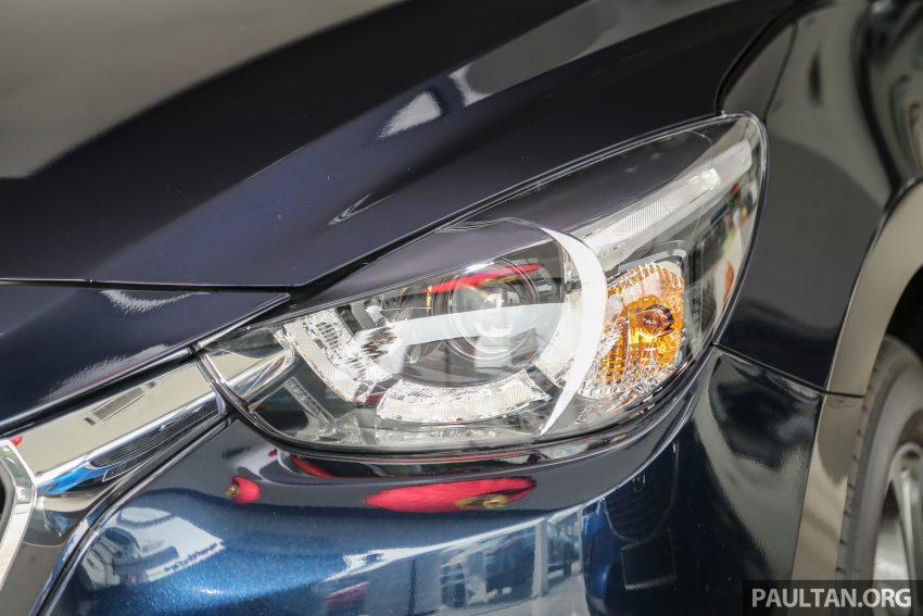 GALERI: Mazda 2 dan Mazda CX-3 2016 dengan pilihan warna tambahan baharu, tiada penambahan harga Image #485721