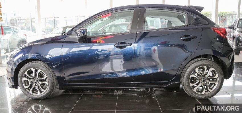 GALERI: Mazda 2 dan Mazda CX-3 2016 dengan pilihan warna tambahan baharu, tiada penambahan harga Image #485719