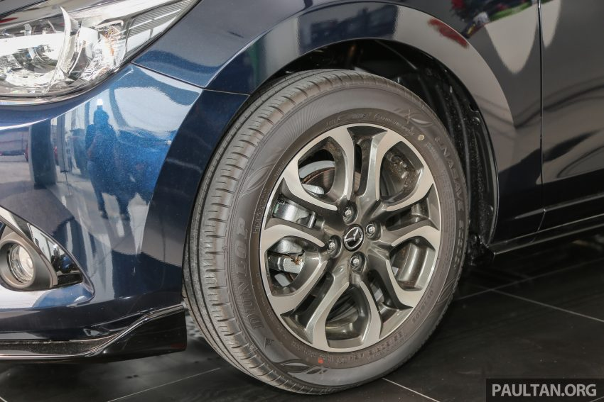 GALERI: Mazda 2 dan Mazda CX-3 2016 dengan pilihan warna tambahan baharu, tiada penambahan harga Image #485718