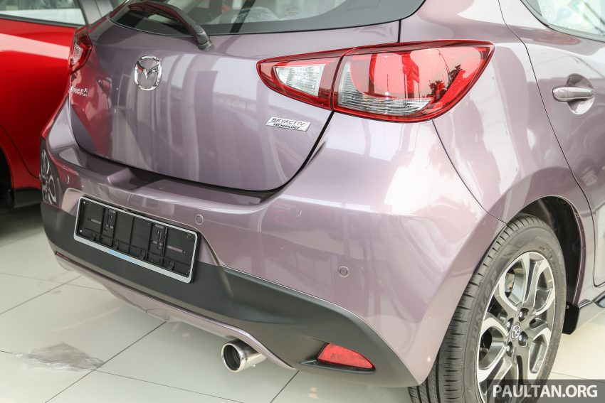 GALERI: Mazda 2 dan Mazda CX-3 2016 dengan pilihan warna tambahan baharu, tiada penambahan harga Image #485737