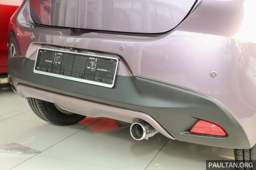 GALERI: Mazda 2 dan Mazda CX-3 2016 dengan pilihan warna tambahan baharu, tiada penambahan harga Image #485736