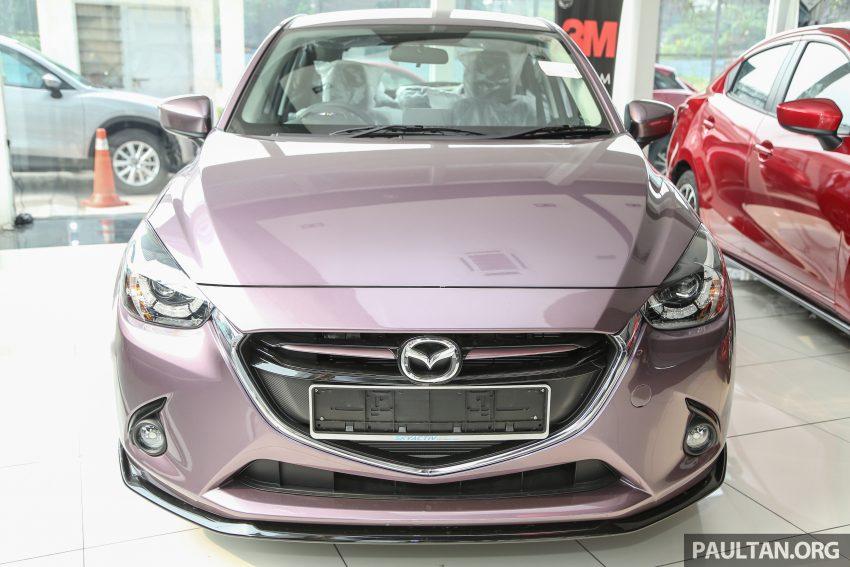 GALERI: Mazda 2 dan Mazda CX-3 2016 dengan pilihan warna tambahan baharu, tiada penambahan harga Image #485748