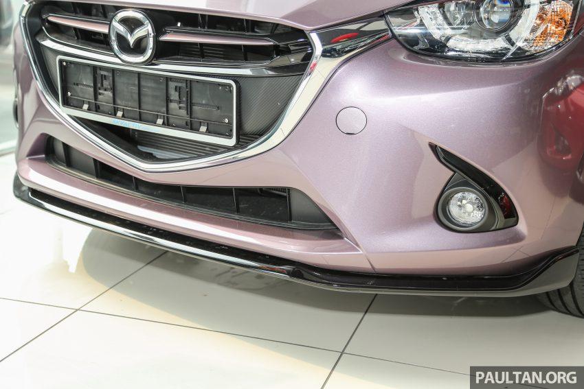 GALERI: Mazda 2 dan Mazda CX-3 2016 dengan pilihan warna tambahan baharu, tiada penambahan harga Image #485743