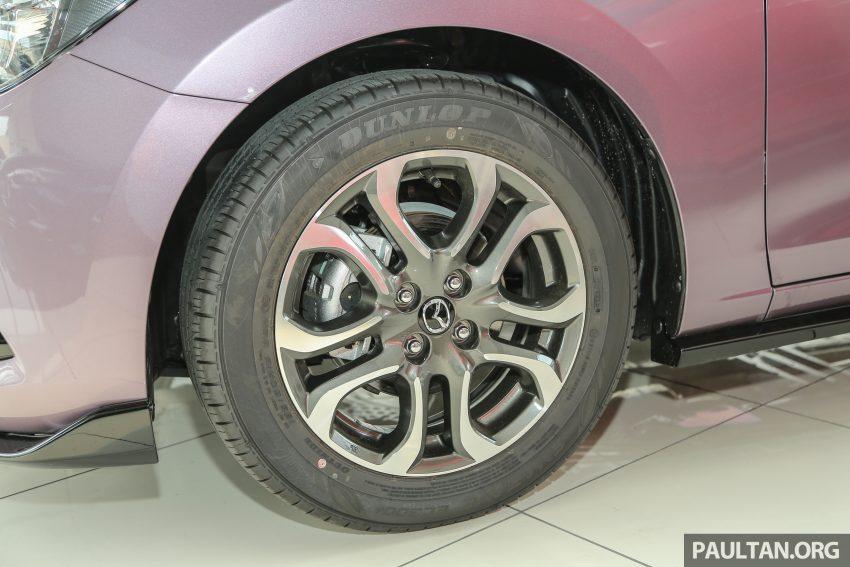 GALERI: Mazda 2 dan Mazda CX-3 2016 dengan pilihan warna tambahan baharu, tiada penambahan harga Image #485742