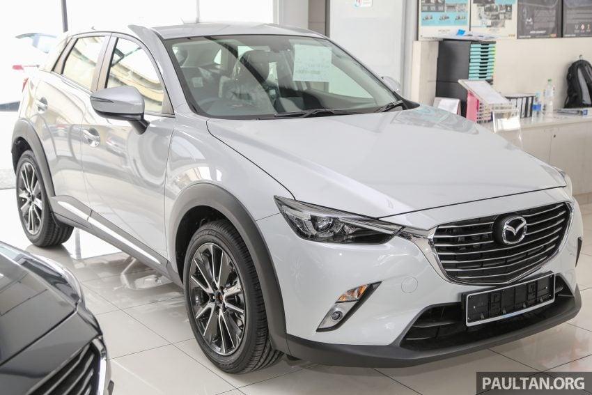 GALERI: Mazda 2 dan Mazda CX-3 2016 dengan pilihan warna tambahan baharu, tiada penambahan harga Image #485771