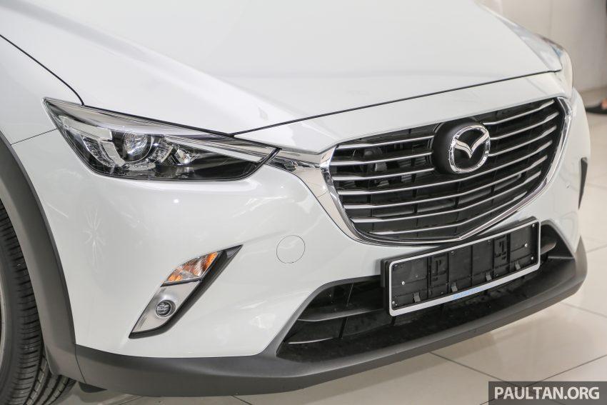 GALERI: Mazda 2 dan Mazda CX-3 2016 dengan pilihan warna tambahan baharu, tiada penambahan harga Image #485770