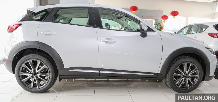 Mazda Cx 3 >> GALLERY: 2016 Mazda 2 and CX-3 in more colours Image 485506
