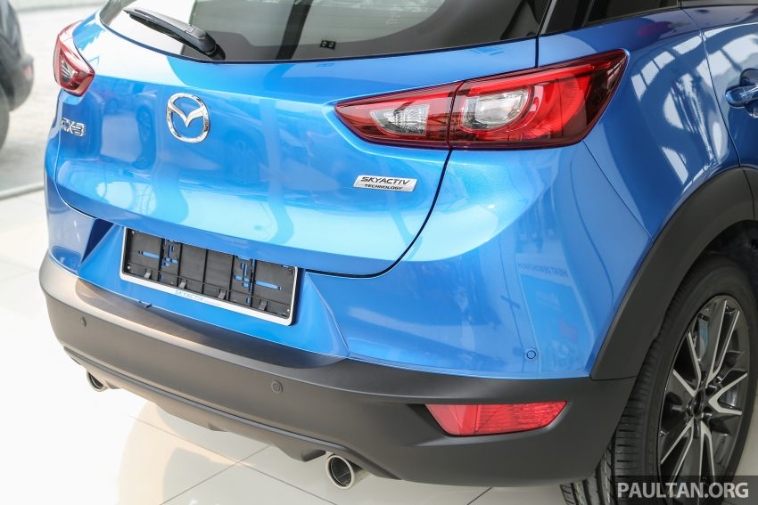 GALERI: Mazda 2 dan Mazda CX-3 2016 dengan pilihan warna tambahan baharu, tiada penambahan harga Image #485784
