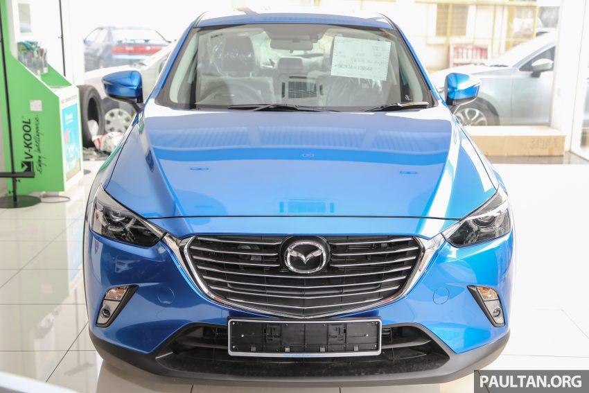 GALERI: Mazda 2 dan Mazda CX-3 2016 dengan pilihan warna tambahan baharu, tiada penambahan harga Image #485794