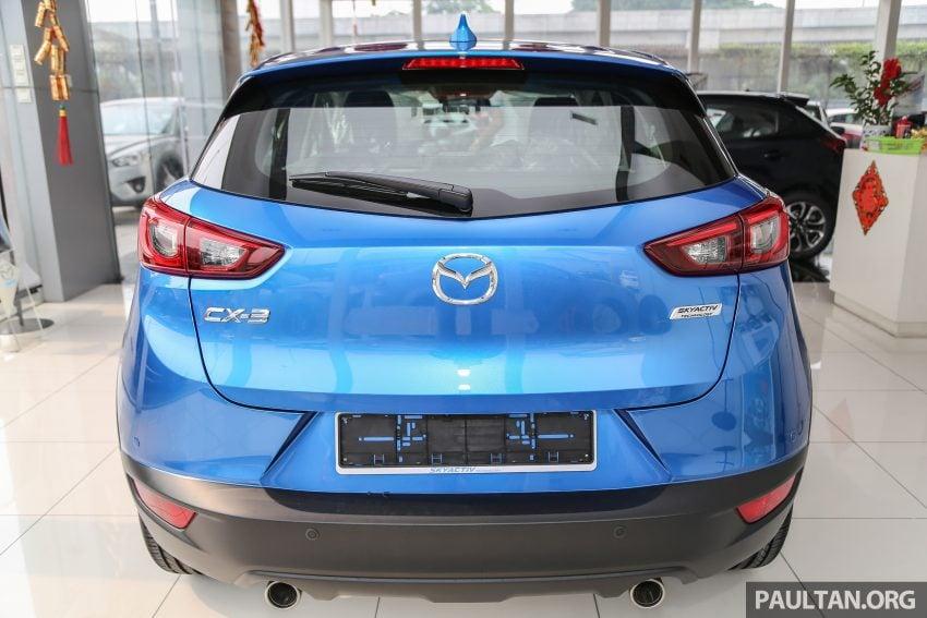 GALERI: Mazda 2 dan Mazda CX-3 2016 dengan pilihan warna tambahan baharu, tiada penambahan harga Image #485786