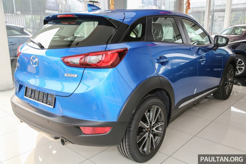 GALERI: Mazda 2 dan Mazda CX-3 2016 dengan pilihan warna tambahan baharu, tiada penambahan harga Image #485785