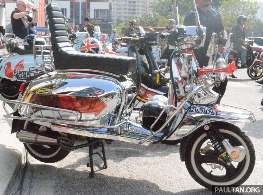 Scomadi scooters from UK opens KL 3S concept centre – Turismo Leggera TL125, from RM9,069 Image #478387