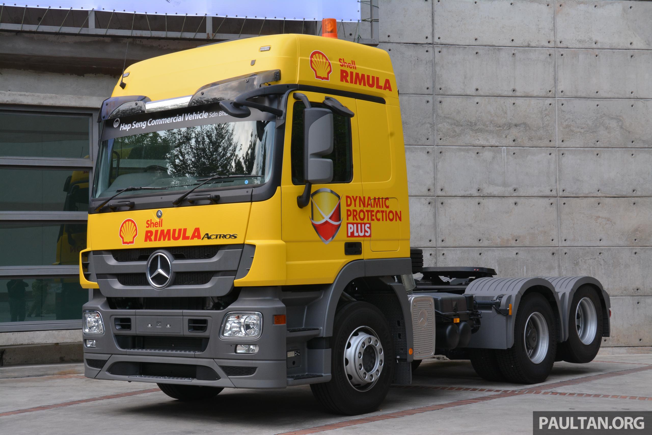 Shell Rimula R6 Lm 10W 40