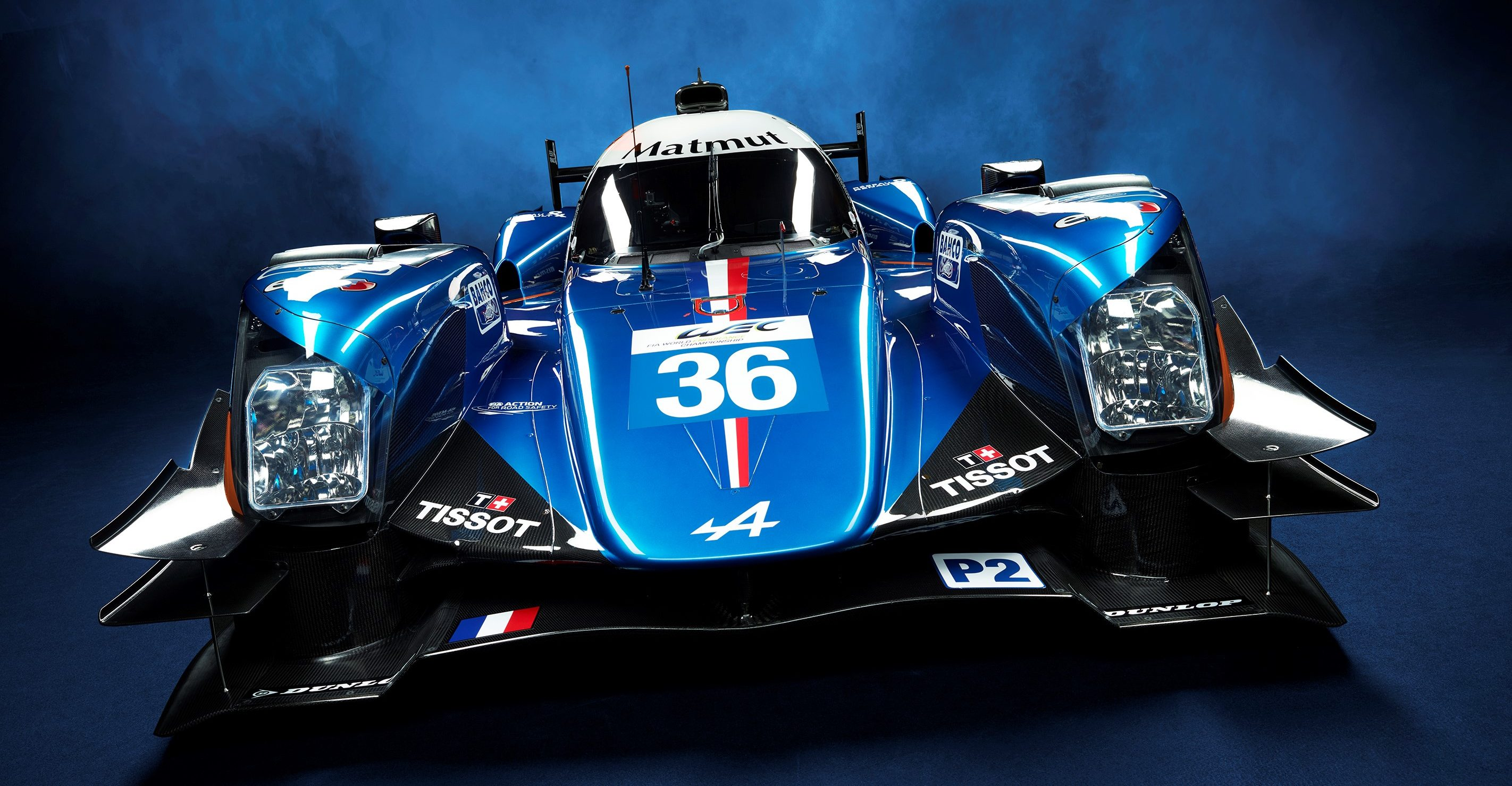 Endurance Car Insurance >> Alpine A460 WEC racecars unveiled - LMP2, 550 hp
