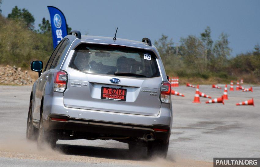 DRIVEN: Subaru Forester 2.0i-P – a worthy alternative? Image #480286