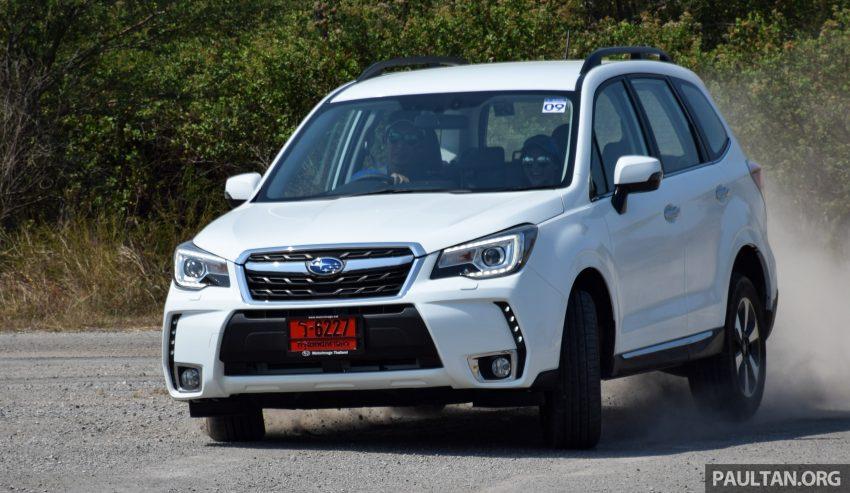 DRIVEN: Subaru Forester 2.0i-P – a worthy alternative? Image #480287