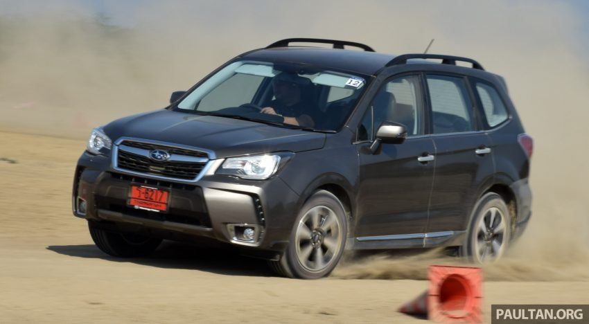 DRIVEN: Subaru Forester 2.0i-P – a worthy alternative? Image #480288