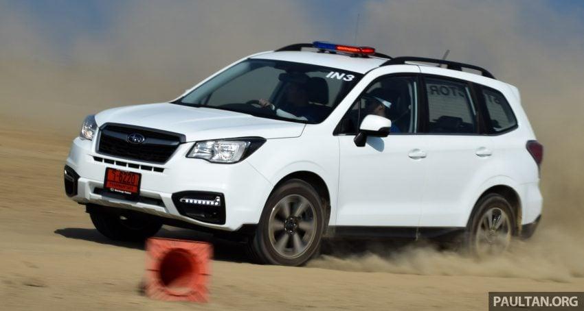 DRIVEN: Subaru Forester 2.0i-P – a worthy alternative? Image #480289