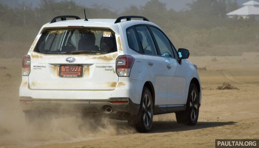 DRIVEN: Subaru Forester 2.0i-P – a worthy alternative? Image #480290