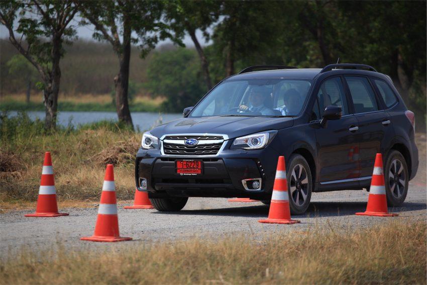 DRIVEN: Subaru Forester 2.0i-P – a worthy alternative? Image #480292