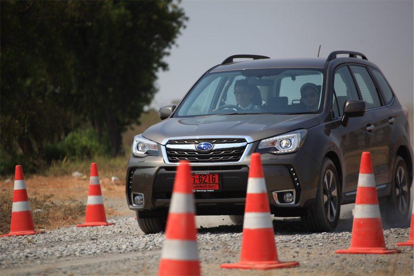 DRIVEN: Subaru Forester 2.0i-P – a worthy alternative? Image #480294