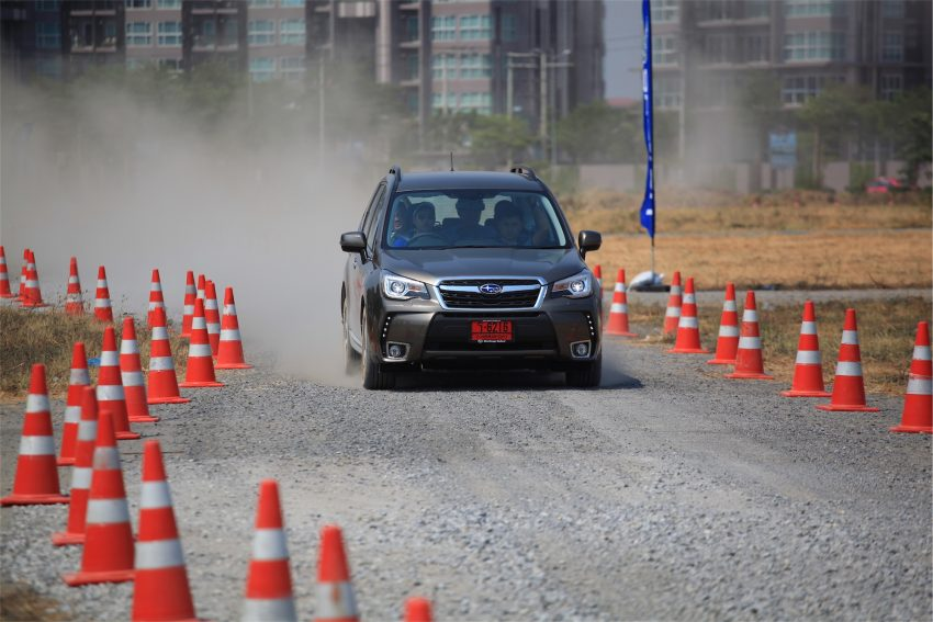 DRIVEN: Subaru Forester 2.0i-P – a worthy alternative? Image #480295