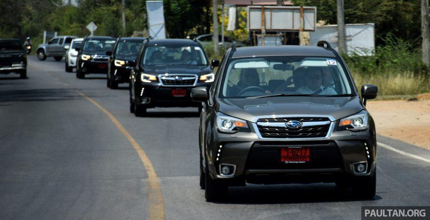 DRIVEN: Subaru Forester 2.0i-P – a worthy alternative? Image #480278