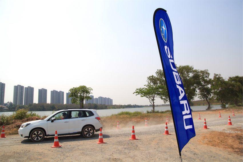DRIVEN: Subaru Forester 2.0i-P – a worthy alternative? Image #480297