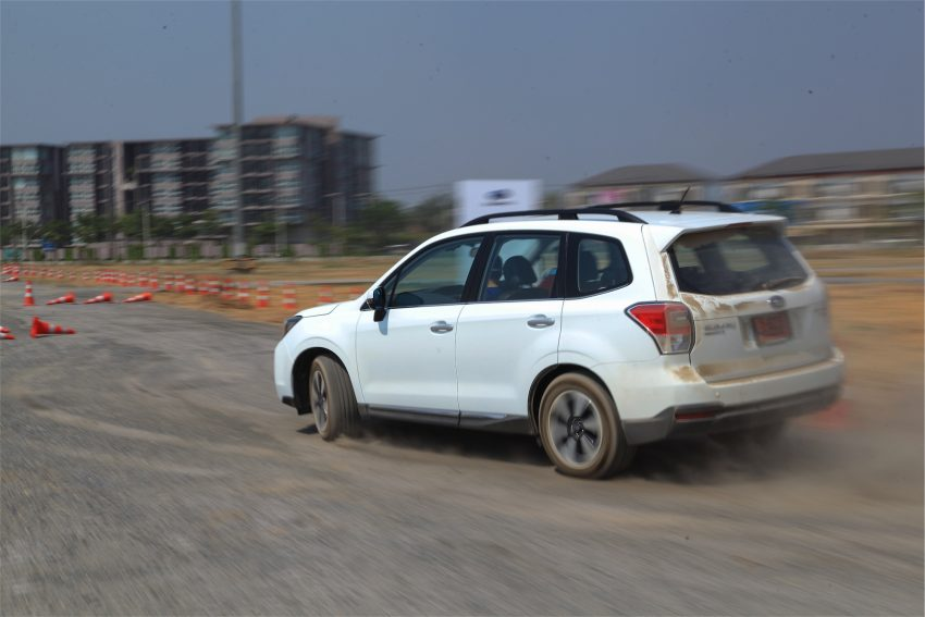 DRIVEN: Subaru Forester 2.0i-P – a worthy alternative? Image #480298