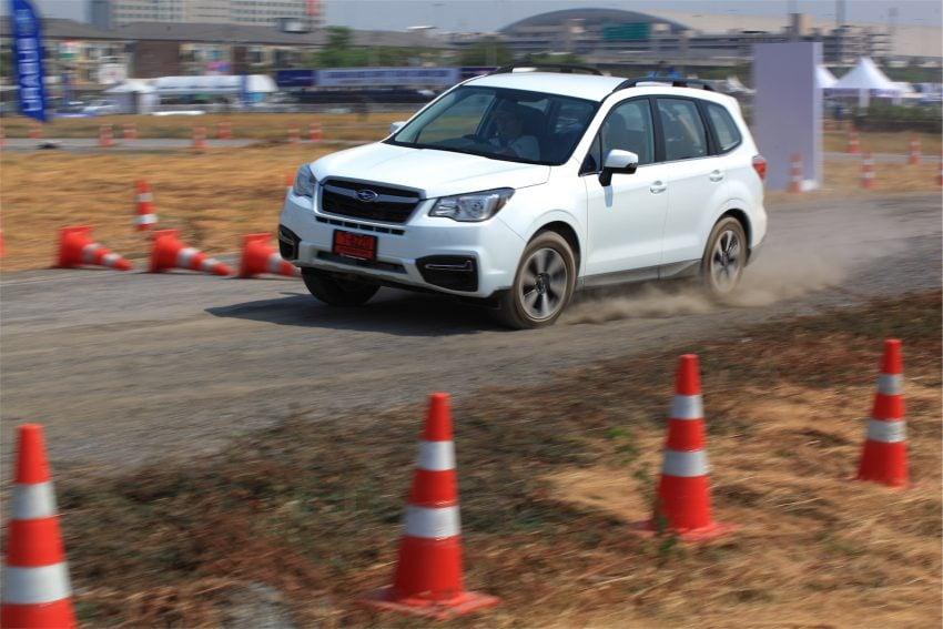 DRIVEN: Subaru Forester 2.0i-P – a worthy alternative? Image #480300