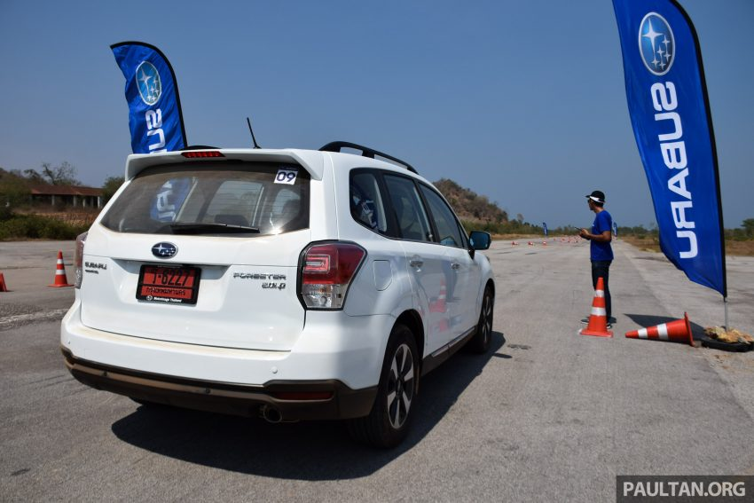 DRIVEN: Subaru Forester 2.0i-P – a worthy alternative? Image #480283