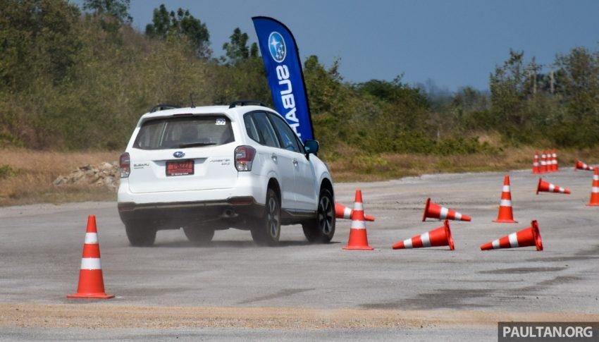 DRIVEN: Subaru Forester 2.0i-P – a worthy alternative? Image #480284