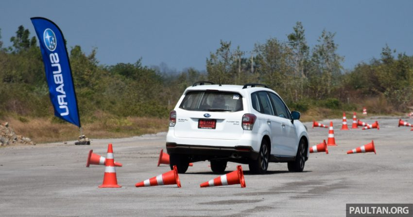 DRIVEN: Subaru Forester 2.0i-P – a worthy alternative? Image #480285