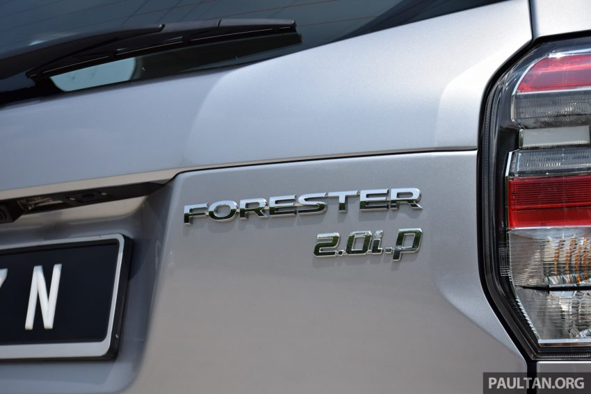2016 Subaru Forester facelift launched in Malaysia, from RM140k – two NA CKD variants, one turbo CBU Image #476757
