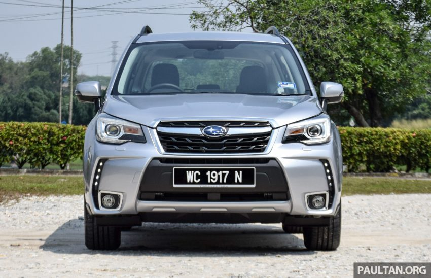 2016 Subaru Forester facelift launched in Malaysia, from RM140k – two NA CKD variants, one turbo CBU Image #476742