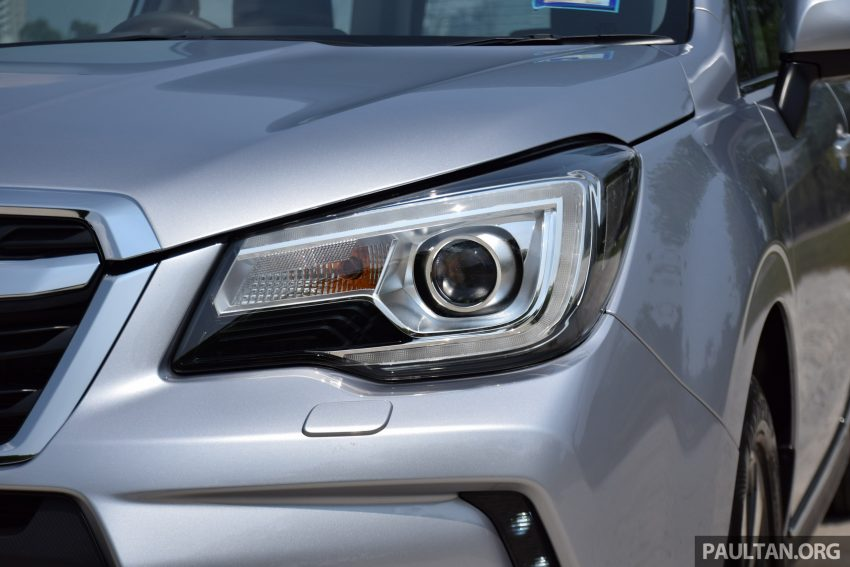 2016 Subaru Forester facelift launched in Malaysia, from RM140k – two NA CKD variants, one turbo CBU Image #476745