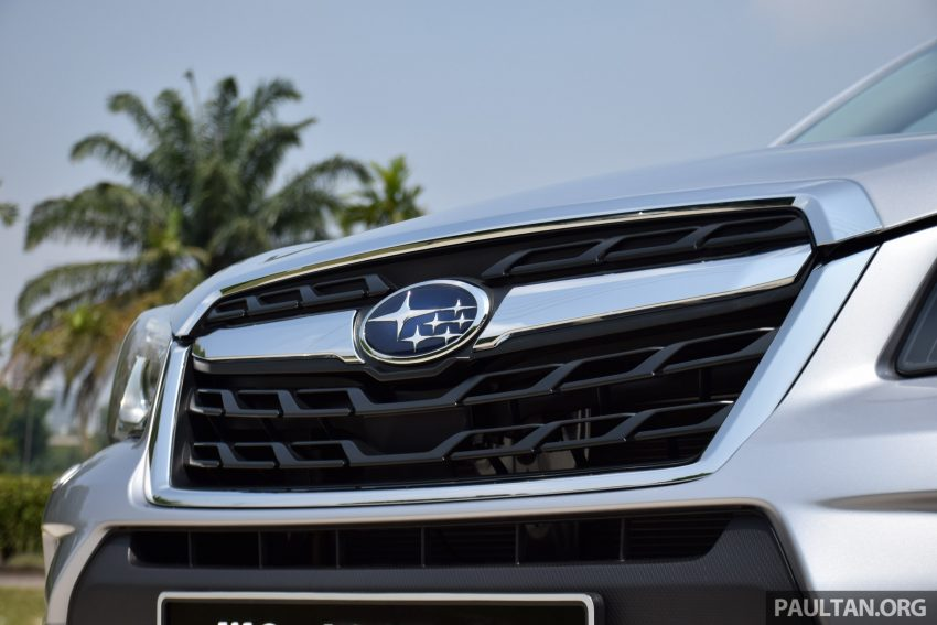 2016 Subaru Forester facelift launched in Malaysia, from RM140k – two NA CKD variants, one turbo CBU Image #476746