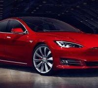 2016 Tesla Model S facelift 1