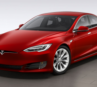 2016 Tesla Model S facelift 2